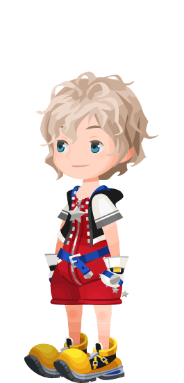 KINGDOM HEARTS Union χ Avatar