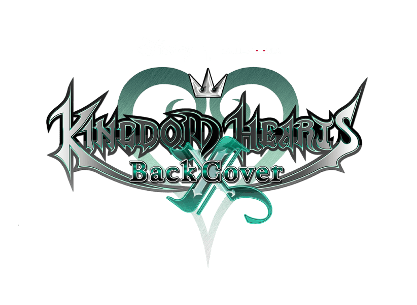 KINGDOM HEARTS Union χ Back Cover