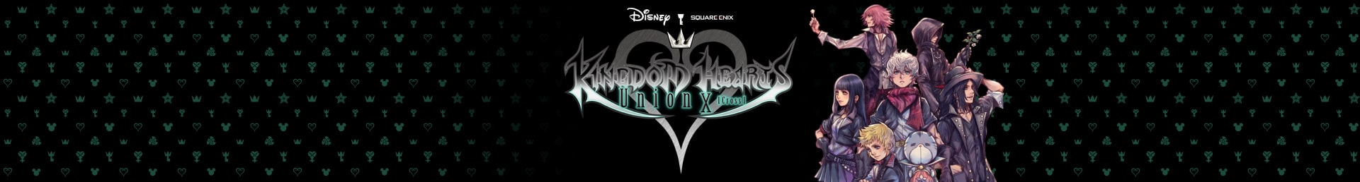 Kingdom Hearts Union Cross