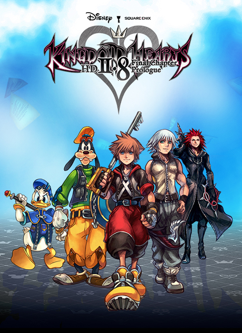 Kingdom Hearts HD II.8 Final Chapter Prologue Packshot