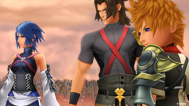 Kingdom Hearts HD 1.5 + 2.5 ReMIX Screenshot