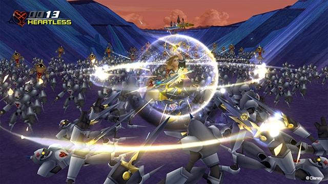 Kingdom Hearts скачать торрент - фото 6