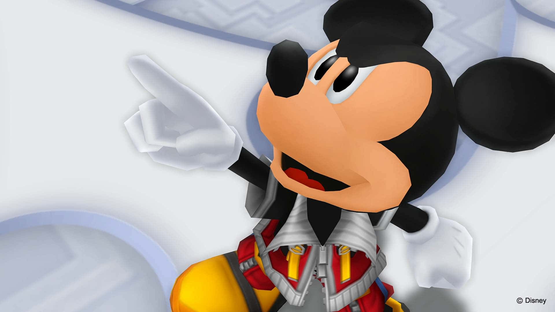 Kingdom Hearts HD 2.8 ReMIX Screenshot