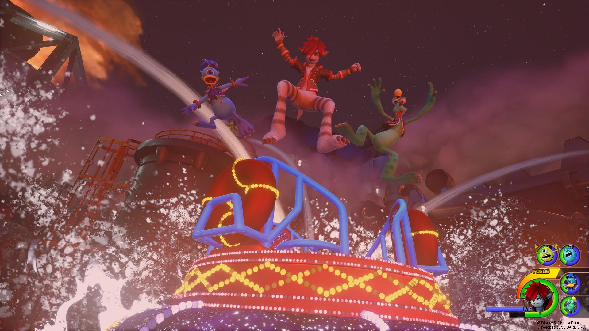Kingdom Hearts 3 Review image 1