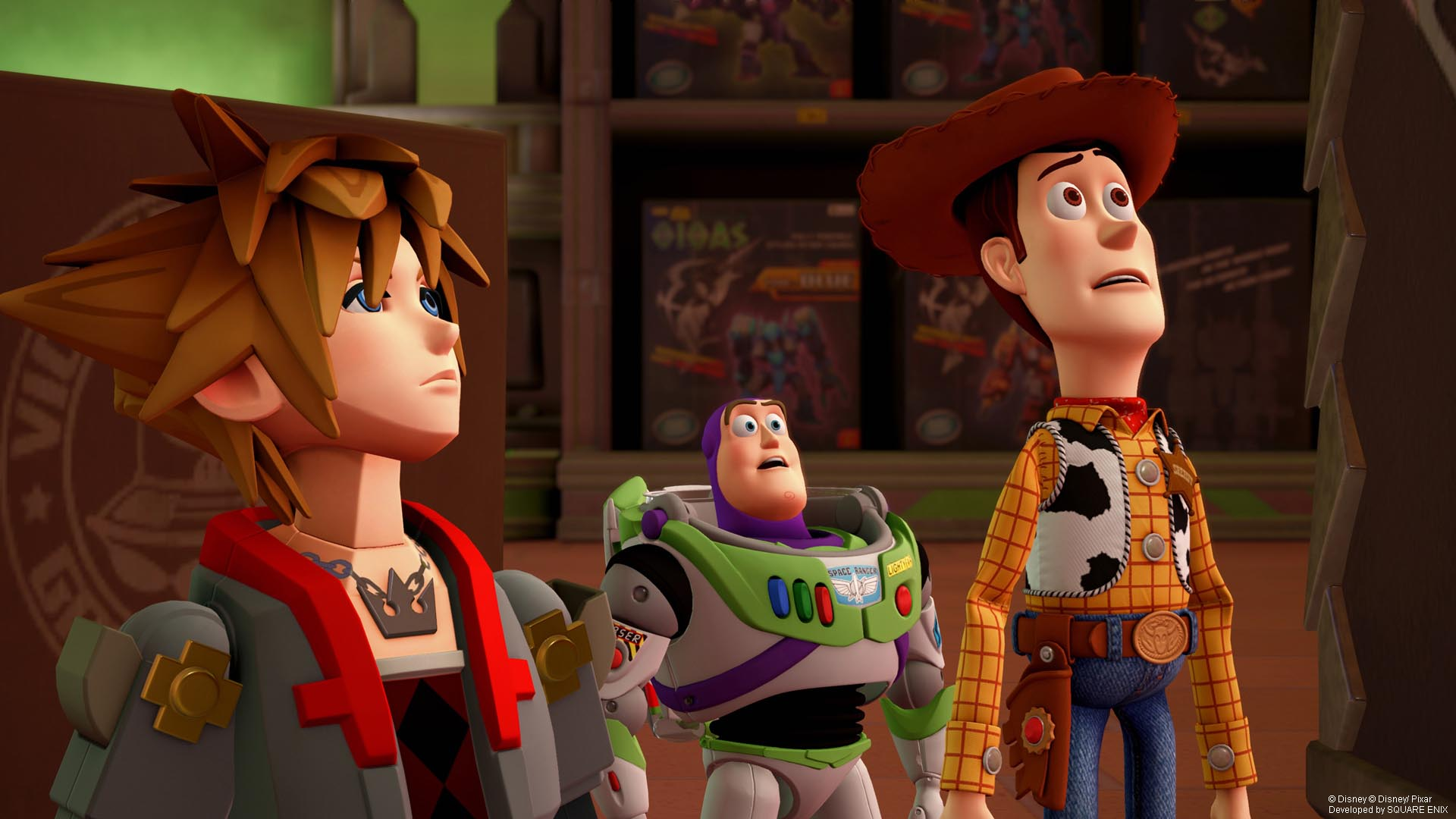 Kingdom Hearts 3 Review image 2