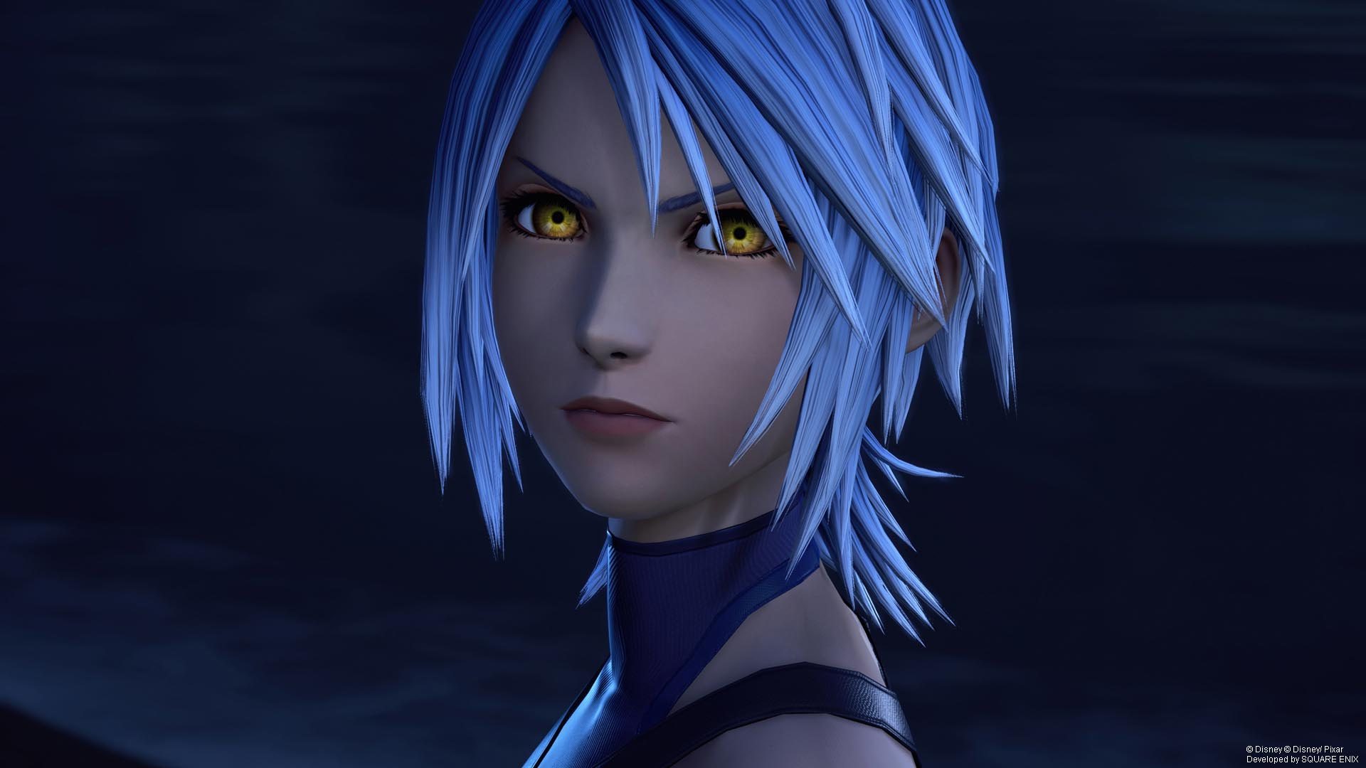 Kingdom Hearts Aqua seeker of darkness