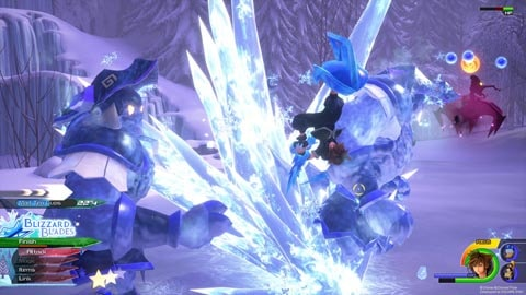 Kingdom Hearts HD III Screenshot