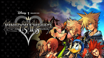 KINGDOM HEARTS 1.5 + 2.5