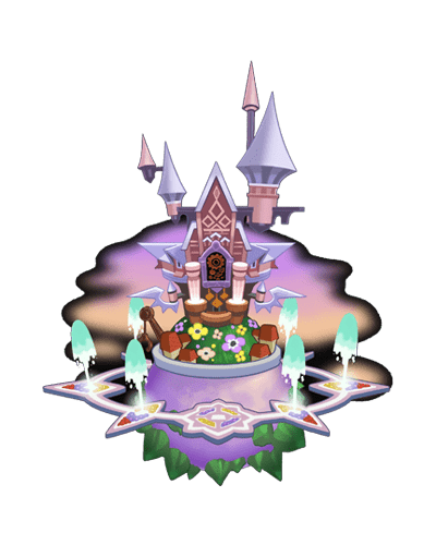 KINGDOM HEARTS Radiant Garden