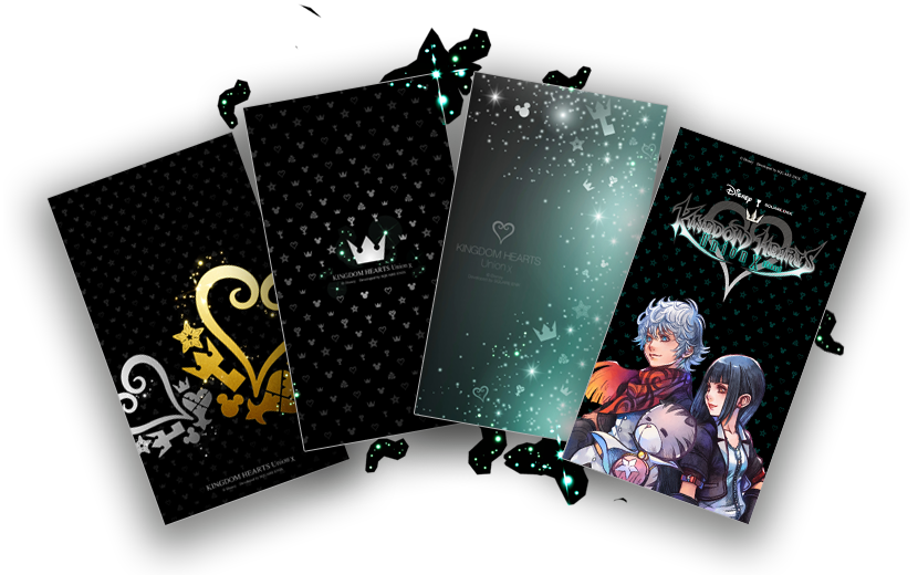 Kingdom Hearts Union X Wallpapers